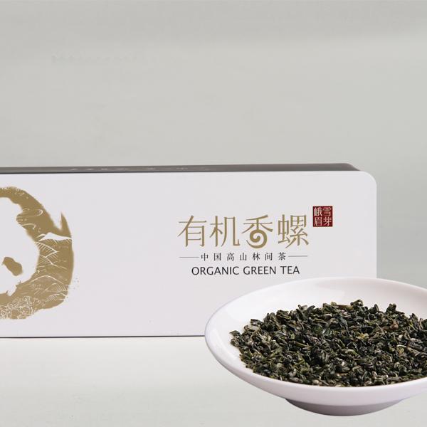 有机香螺(2016)绿茶价格1056元/斤