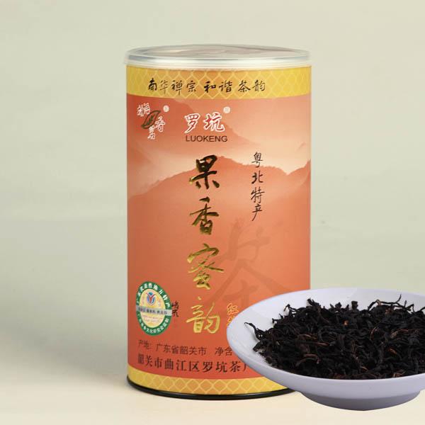 果蜜香韵(2016)红茶价格327元/斤