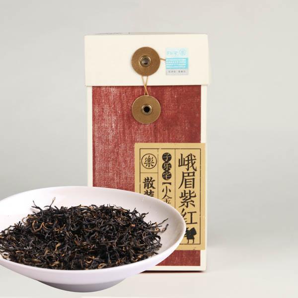 峨眉紫红(2016)红茶价格763元/斤
