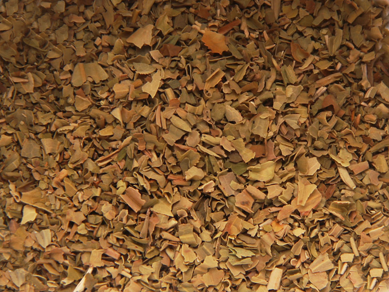 滤纸完整,过滤性较好,没有茶叶漏出;袋内茶叶呈棕褐色,叶底较碎。