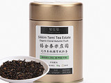 锡金秋摘有机红茶(2016)