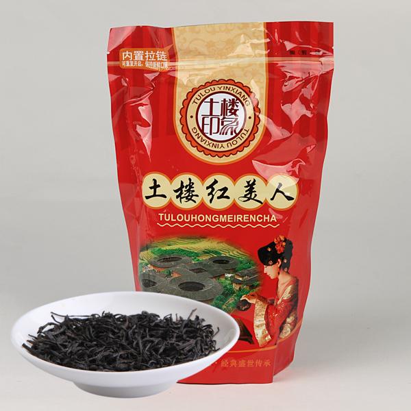 土楼红美人袋装(2016)红茶价格88元/斤
