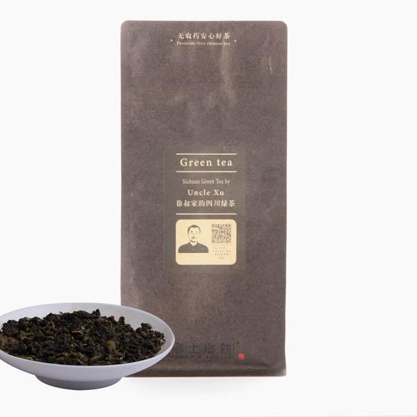 徐叔家的四川绿茶(2016)绿茶价格420元/斤