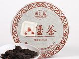 7612六堡饼茶(2009)