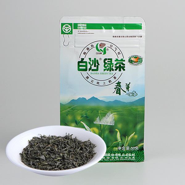 白沙绿茶(2017)绿茶价格390元/斤