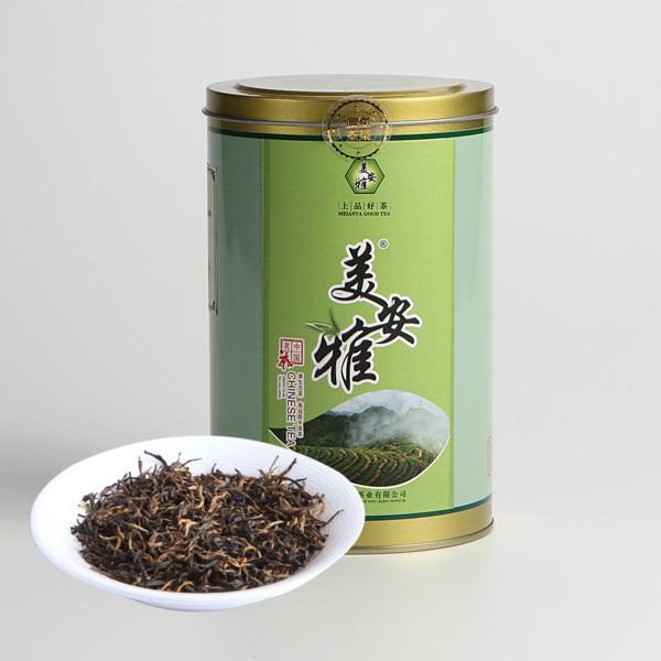 蒙顶甘红(2017)红茶价格532元/斤