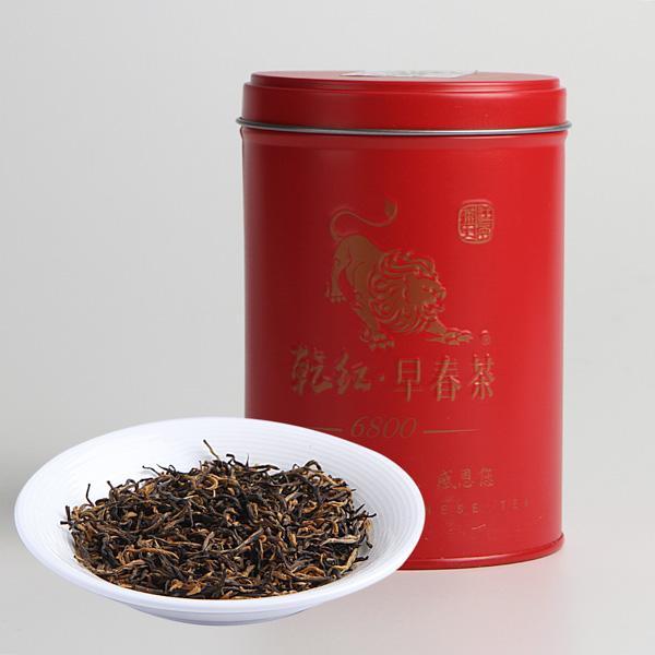 早春茶6800(2016)红茶价格2040元/斤