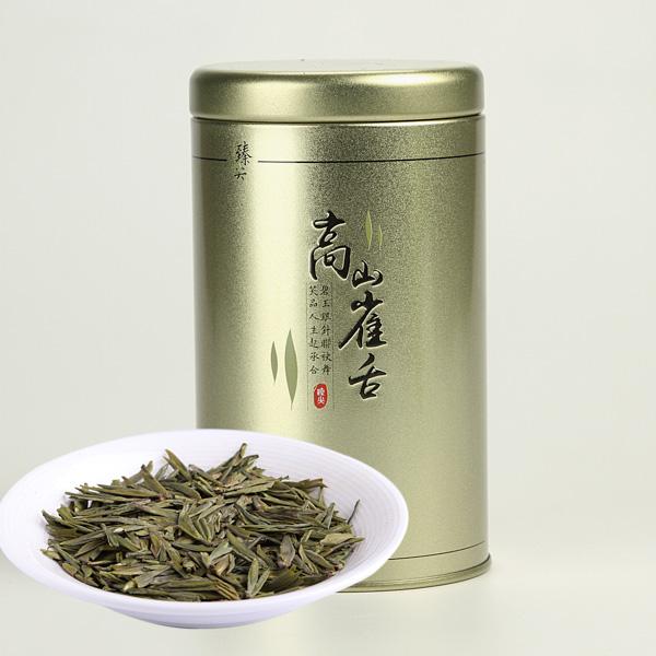 高山雀舌(2017)绿茶价格590元/斤