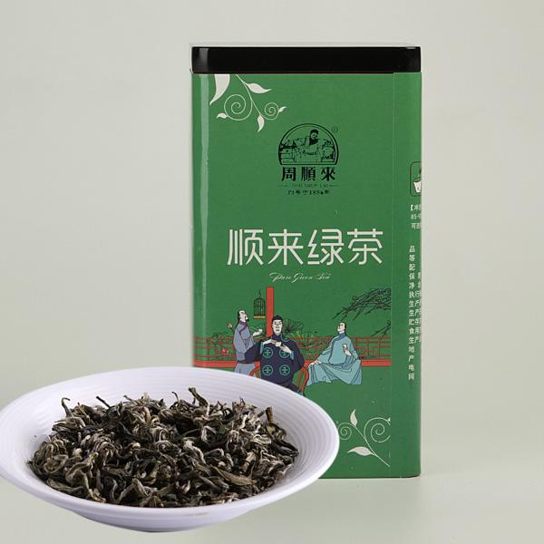 顺来绿茶(2017)绿茶价格520元/斤