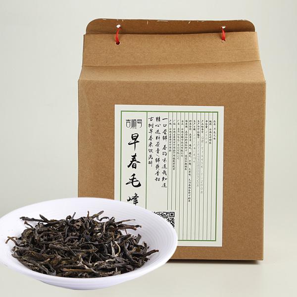 早春毛峰(2017)绿茶价格380元/斤