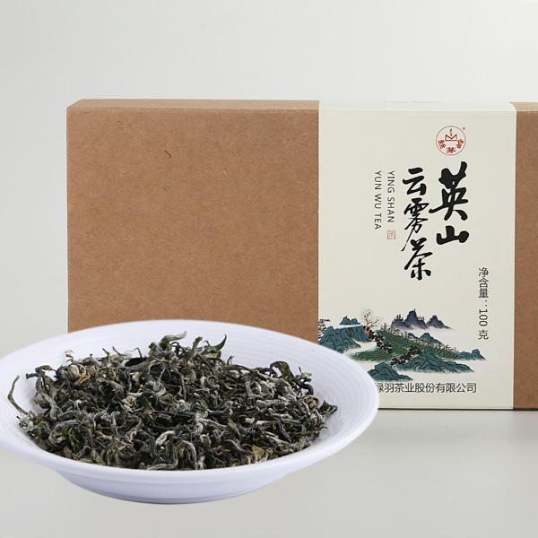 英山云雾茶(2017)绿茶价格1190元/斤