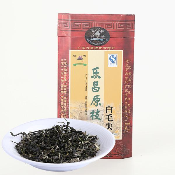 乐昌原枝白毛尖(2017)绿茶价格384元/斤