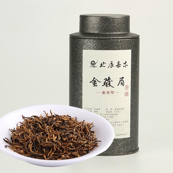 蜜香型金骏眉(2016)红茶价格600元/斤