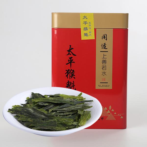 太平猴魁(2017)绿茶价格176元/斤