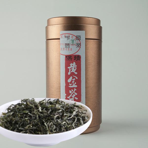 保靖黄金茶(2017)绿茶价格1180元/斤
