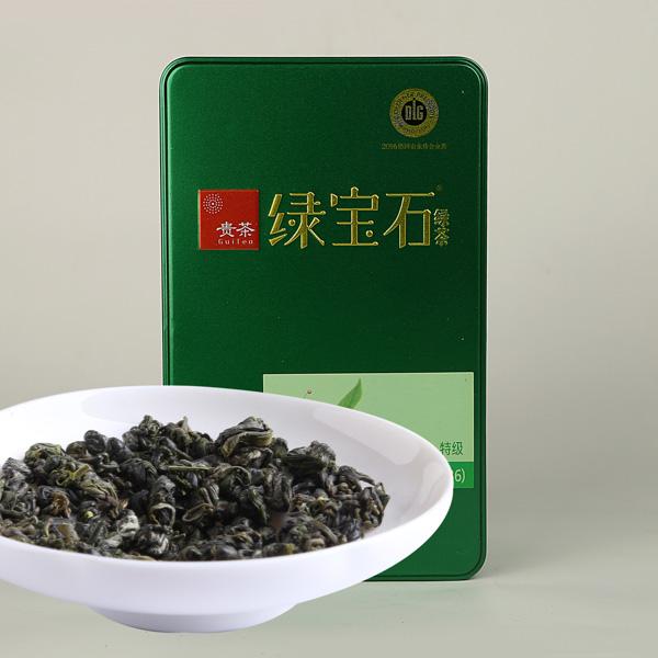 特级绿宝石(2017)绿茶价格1343元/斤
