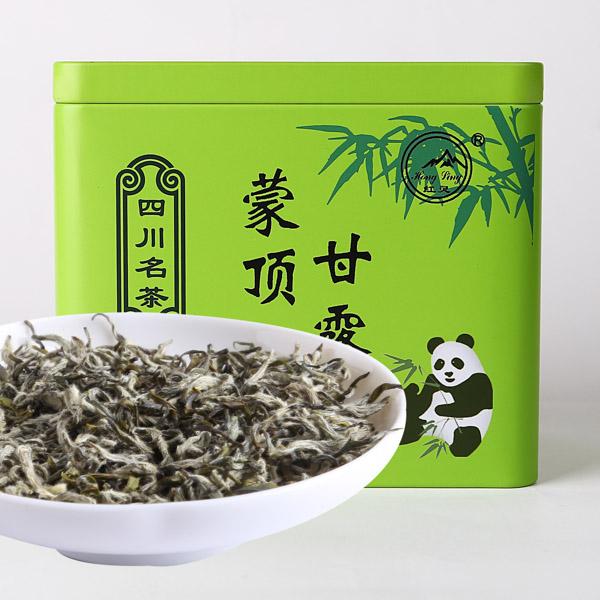 蒙顶甘露(2017)绿茶价格480元/斤
