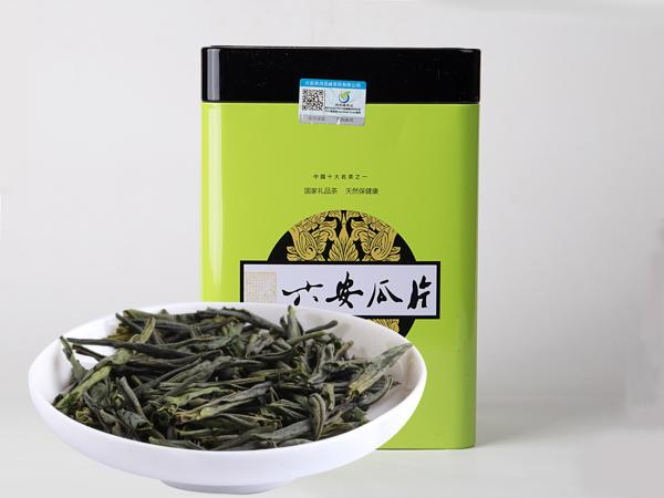 六安瓜片(2017)绿茶价格1538元/斤