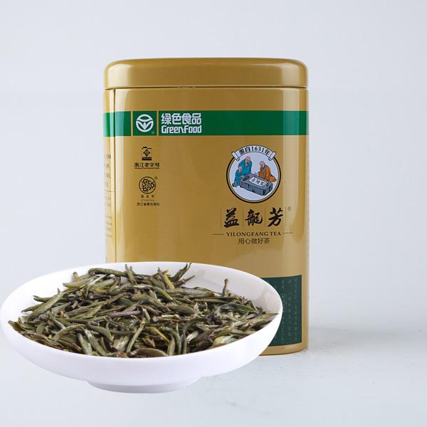 开化龙顶(2017)绿茶价格704元/斤
