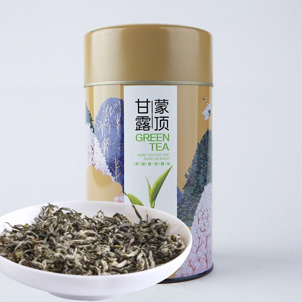 蒙顶甘露(2017)绿茶价格980元/斤
