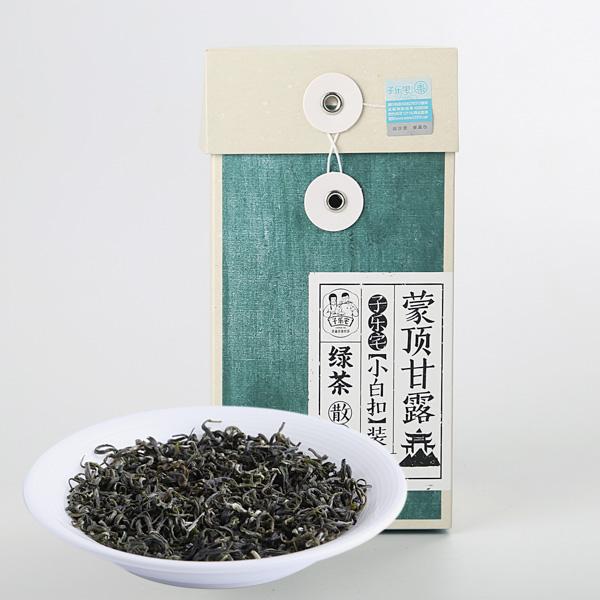 蒙顶甘露(2017)绿茶价格223元/斤