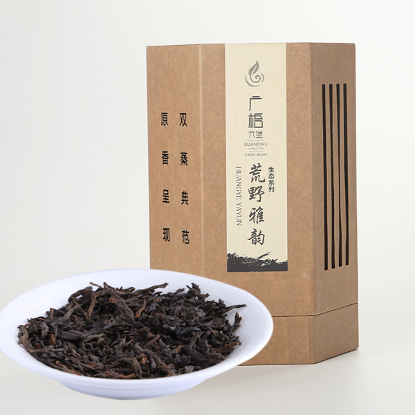 荒野雅韵六堡茶(2014)