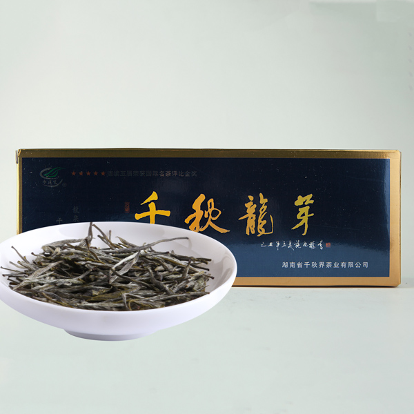 千秋龙芽(2017)绿茶价格1322元/斤