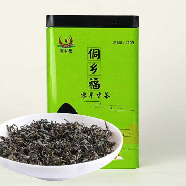 黎平香茶(2017)绿茶价格520元/斤