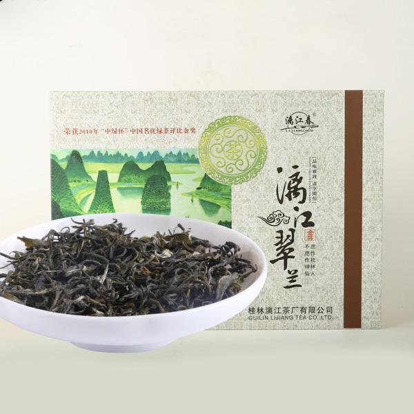 特级漓江翠兰(2017)绿茶价格500元/斤