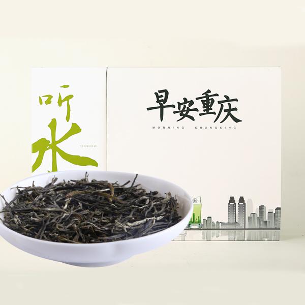 永川秀芽·听水(2017)绿茶价格900元/斤