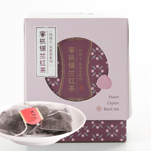 蜜桃锡兰红茶(2017)