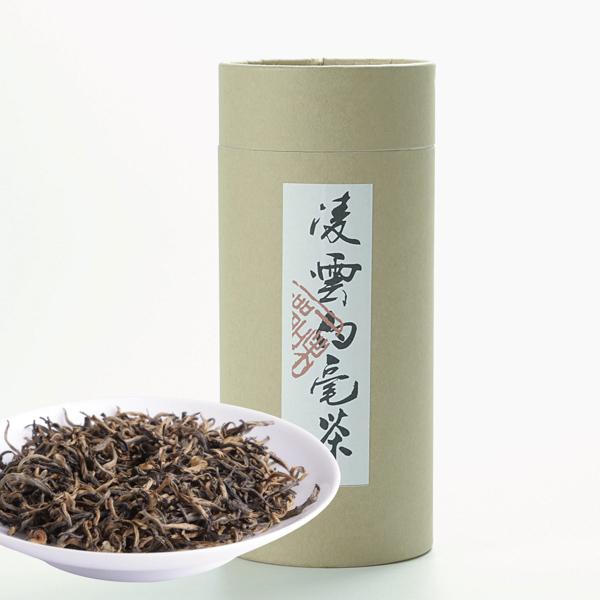 凌云白毫茶(2017)红茶价格350元/斤