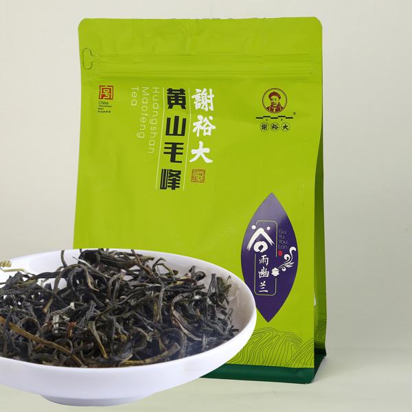 一级黄山毛峰(2017)绿茶价格470元/斤