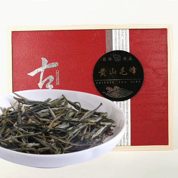 特级黄山毛峰(2017)绿茶价格1596元/斤