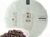 传承老树白茶9318(2017)