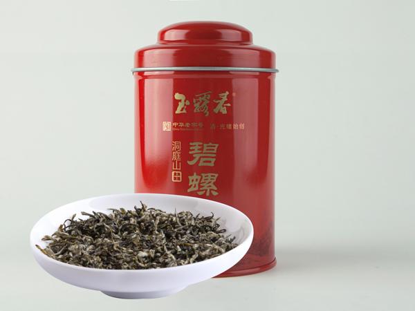 二级碧螺春(2017)绿茶价格1800元/斤