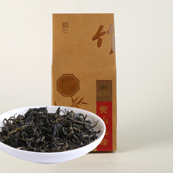 一级黄山毛峰(2017)绿茶价格980元/斤