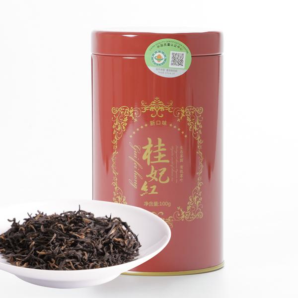 桂妃红(2017)红茶价格1400元/斤