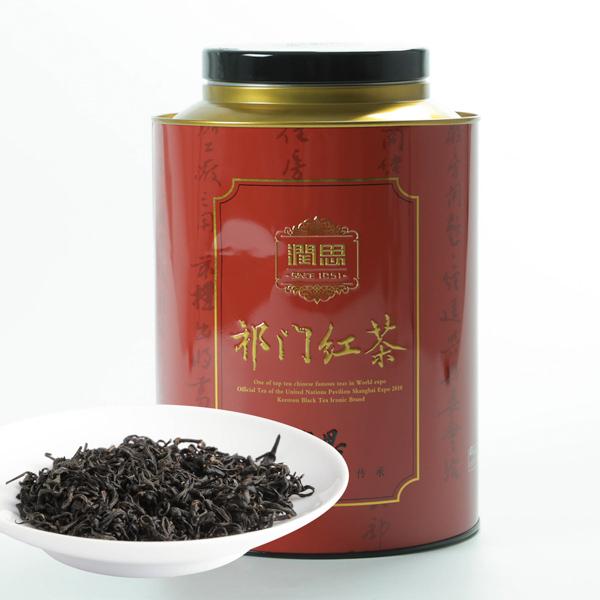 祁红香螺(2017)红茶价格288元/斤