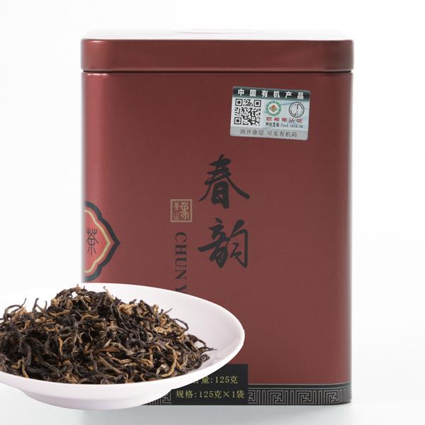 春韵(2017)红茶价格800元/斤