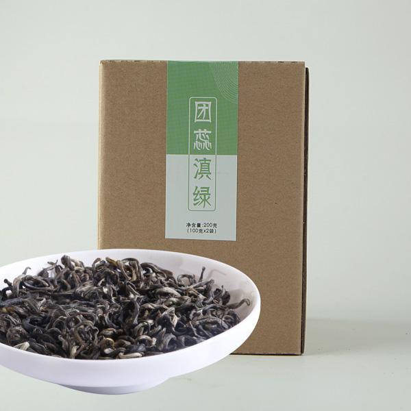 团蕊滇绿(2016)绿茶价格340元/斤