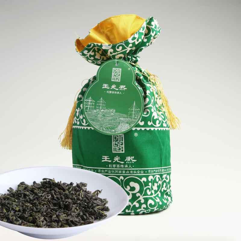 特级松萝茶(2017)绿茶价格496元/斤