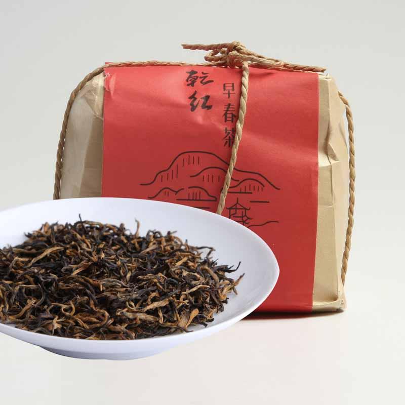 6800早春茶(2017)红茶价格2040元/斤