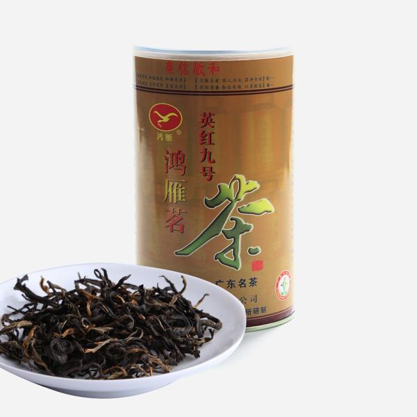 英德红茶(英红九号)(2017)红茶价格600元/斤