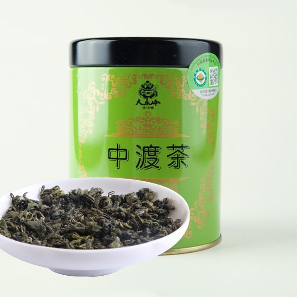 中渡茶(2017)绿茶价格420元/斤