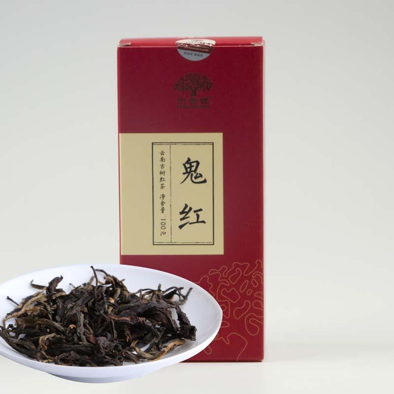 鬼红(2017)红茶价格1300元/斤