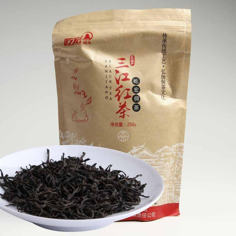 三江红茶(2017)红茶价格244元/斤
