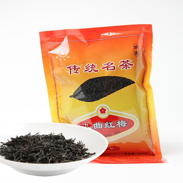 九曲红梅(2017)红茶价格400元/斤