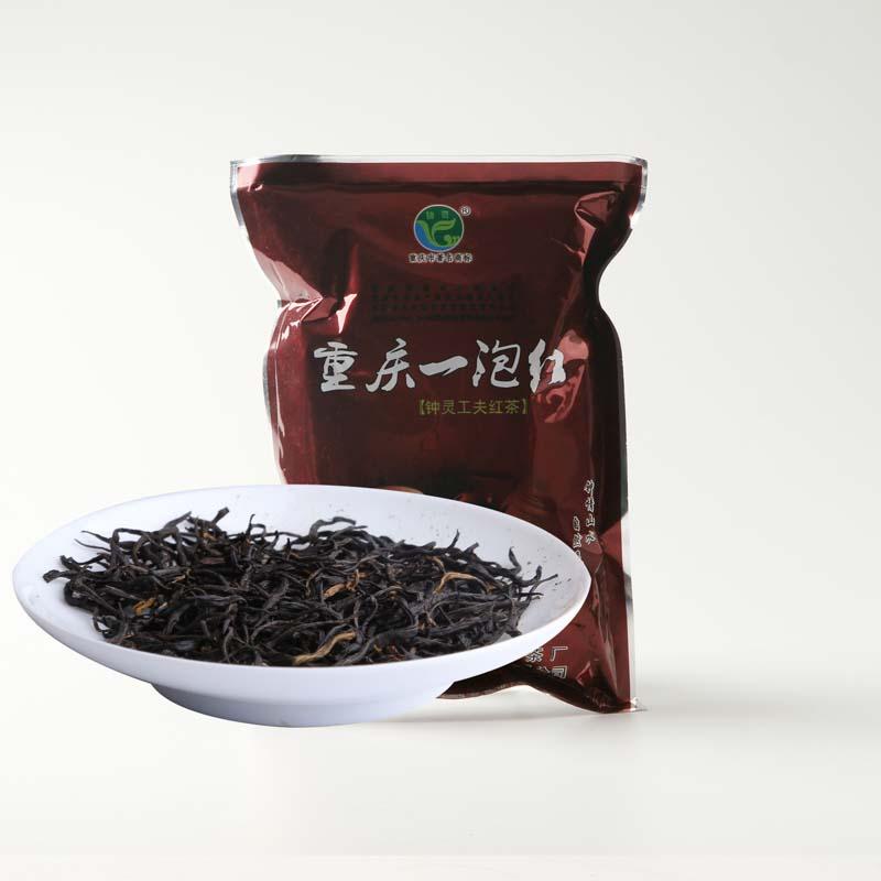 重庆一泡红(2017)红茶价格100元/斤