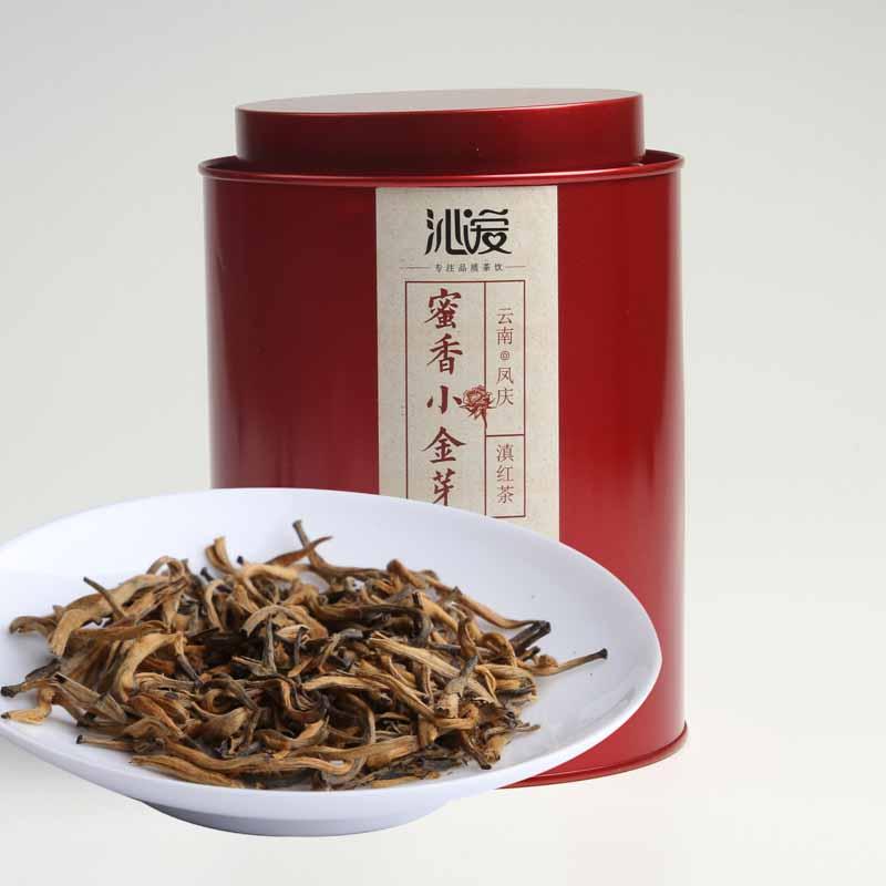 蜜香小金芽(2017)红茶价格796元/斤